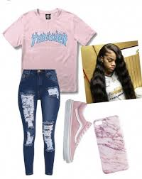 Pin by adeline becker on Fashion in 2020 | Swag outfits, Black girl  outfits, Cute swag outfits