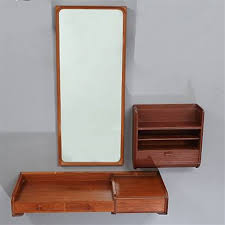 wall mounted dressing tableirror