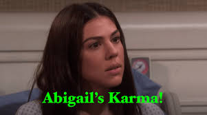 NBC 'Days of Our Lives' Spoilers: Abigail Deveraux (Kate Mansi) Gets a  Vicious Dose of Karma! - Daily Soap Dish