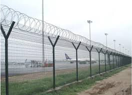 Latest Pvc Coated Airport Fence Garden Fence Ideas Designs Security Fence For Equipment Buy Airport Fence Garden Fence Ideas Designs Pvc Coated Security Fence For Airport Airport Security Equipment Fence Product On Alibaba Com
