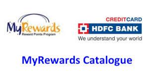 earn reward points in hdfc credit card