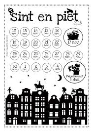 Pin Van Annie Op Sinterklaas Sinterklaas Diy Sinterklaas En