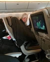 were caught sleeping in unusual