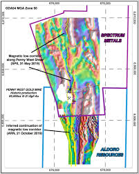 Aldoro to drill 5000 metres at Penny South