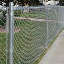 Chain Link Fencing Residential
