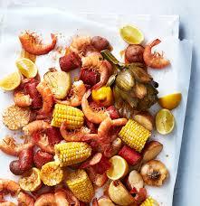 Easy Stovetop Shrimp Boil Recipe