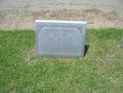 Myrtle Parker Salas (1903-1983) - Find A Grave Memorial