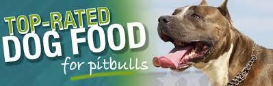 best dog food for pitbulls er s
