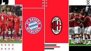 Bayern Monaco-Milan: dove vederla in tv e streaming