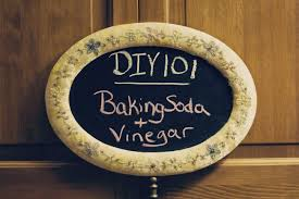 diy 101 baking soda vinegar not so