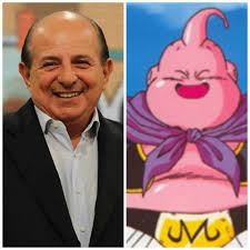 La straordinaria somiglianza fra Giancarlo Magalli e Majin-bu ...