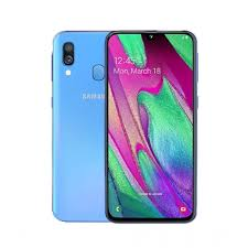 Samsung Galaxy A40 vs Panasonic T21 ...
