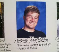 senior quotes that are as funny as they are clever senior