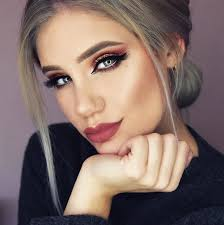 brilliant makeup for the new year 2019