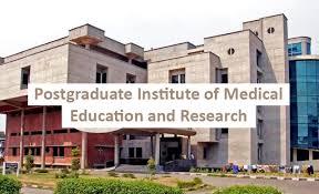 Post Graduate Institute of Medical Education & Research - [PGIMER ...