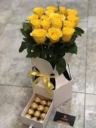 التوصيل من باحة الزهور في الغدير هنقرستيشن