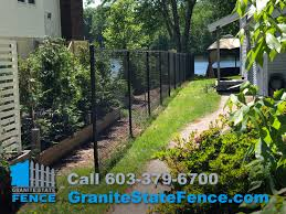 Chain Link Fence Fencing Contractor In Derry Nh Granite State Fence