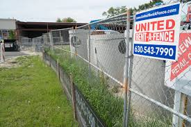 Temporary Panel Fence Chain Link Panels United Rent A Fence