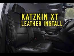best car seat cover katzkin xt leather