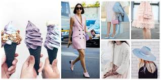 cream pastel clothing trend for next