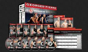 fitness program from georges st pierre