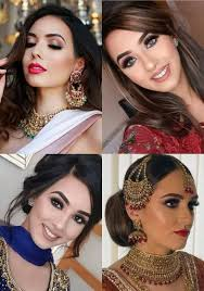 asian bridal makeup artist and hair