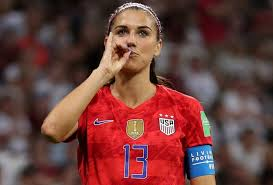 Alex Morgan, USWNT have thrived under pressure of World Cup