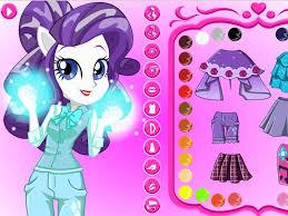 fashion pony s dress up makeup game