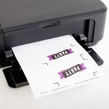 Cricut Printable Sticker Paper Michaels