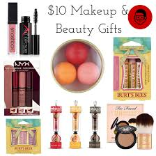 10 makeup and beauty gifts musings