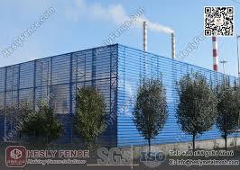 Windbreak Fence Barrier System For Coal Storage Yard China Wind Barrier Supplier