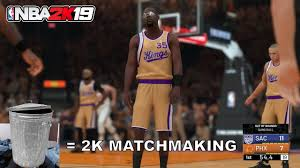 nba 2k19 play now gameplay