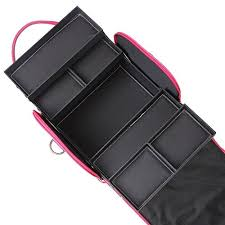 pu leather cosmetic makeup
