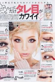 gyaru makeup tutorial 2016 saubhaya