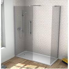 gd54 8mm walk in glass shower screens