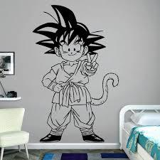 Son Goku Wall Decal Kuarki Lifestyle Solutions