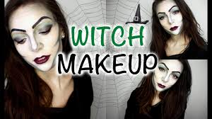 pretty witch makeup you