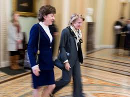Even after witness vote, Collins remains in a tough spot in Maine - Roll  Call
