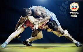 two man doing wrestling hd wallpaper