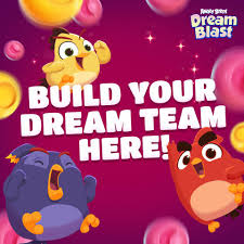 If you're looking for a team or have... - Angry Birds Dream Blast ...