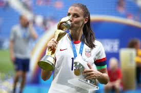 WATCH: Alex Morgan twerks in locker room with USWNT wildly celebrates World  Cup victory against Netherlands | Goal.com