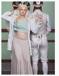 "Miss Sporty"" Abby Dixon by Stefano Moro Van Wyk for Madame Germany March  2014 | Fashion, Fashion photoshoot, Fashion story"
