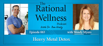 Heavy Metal Detox with Wendy Myers: Rational Wellness Podcast 063 – Weitz  Sports Chiropractic and Nutrition