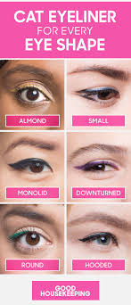metallic powder cat eyeliner tutorial