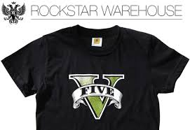 grand theft auto v tees now available