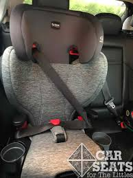 britax highpoint booster seat review