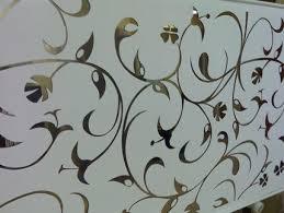 engraved mirror design supremeglass