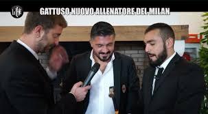 Le Iene: l'intervista a Gattuso nuovo allenatore del Milan (video ...