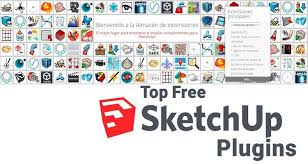 20 Essential Sketchup Plugins For Efficient Modeling For Free Download Arch2o Com