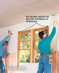 how to hang drywall like a pro the